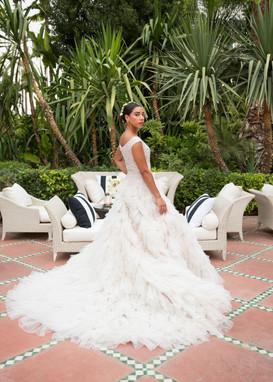 VOGUE – Hannah Bronfman Wedding
