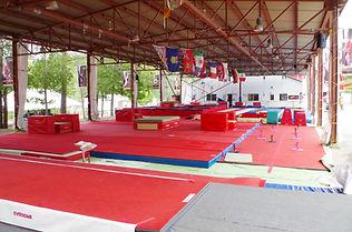 Camp de vacances cheerleading CheerRep Camps Rep