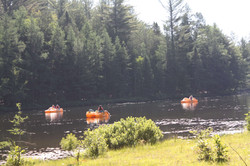 Camp de vacances Pédalo