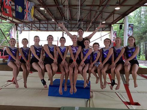 Club de gymnastique camp de vancaces Camps Rep Gymnastique GymRep