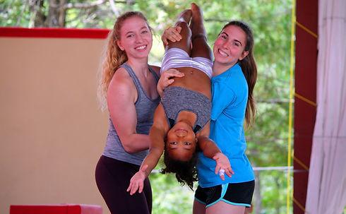Valeurs camp de vacance de gymnastique cheerleading danse GymRep CheerRep DanseRep Camps Rep