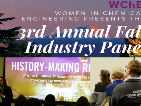 2018 3rd Annual Industry Panel