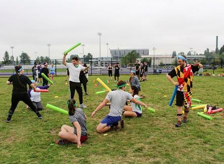 WChE Annual Fundraiser: Field Day!