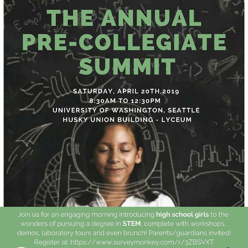 Pre-Collegiate Summit