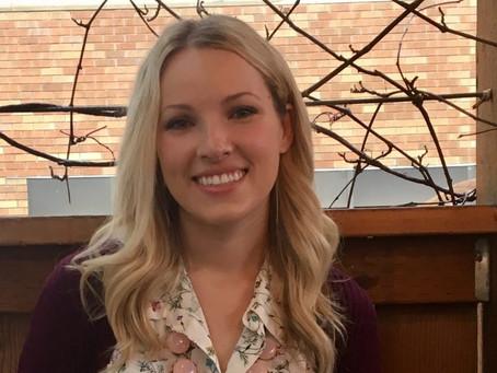 Fall 2016: Kayla Sprenger