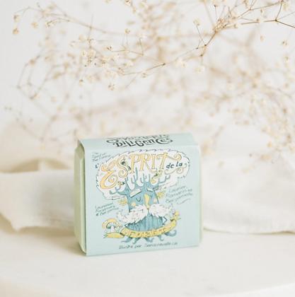 Savon Esprit de la forêt - Laurier romarin bergamote
