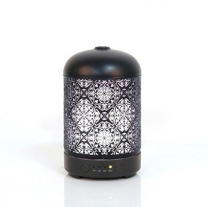 Diffuseur Mandala noir