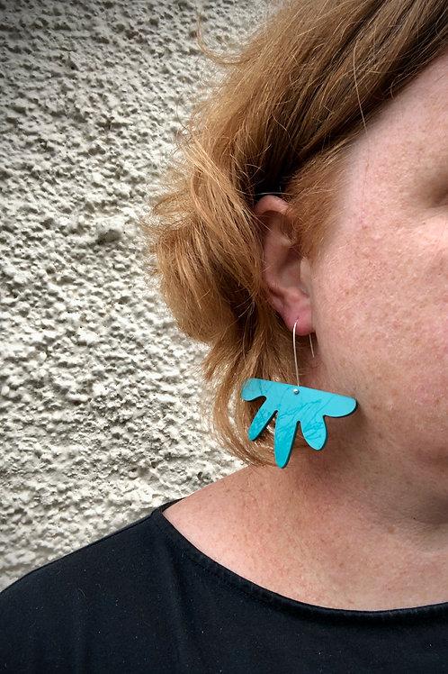 Cloud Drop Earrings