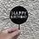 Thumbnail: Mini Cake Topper - Happy Birthday