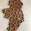 Thumbnail: Beer Cap Map of Ireland