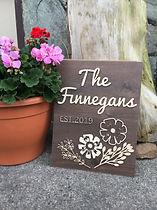 Family sign - the Finnegans.jpeg
