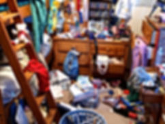 Clutter and Indoor Air Quality