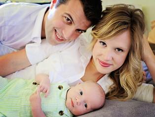 Baby Colton :: Newborn Session