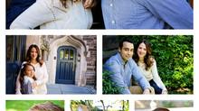 Bencivengo Family Session :: Princeton University NJ