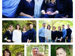 Cary Family Session :: Sayen Gardens Hamilton NJ