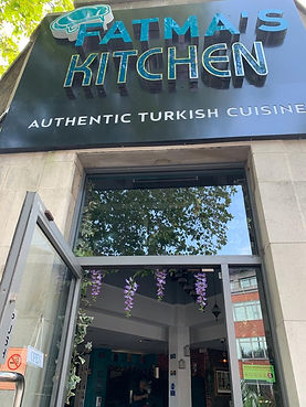 Fatma's Kitchen building frontage