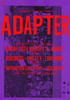 Adapter Poster