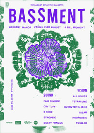 Bassment Poster