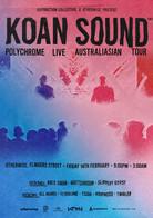 KOAN Sound Poster