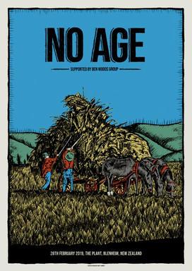 No Age Poster