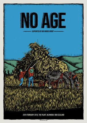 No Age Poster