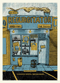 Regurgitator Poster