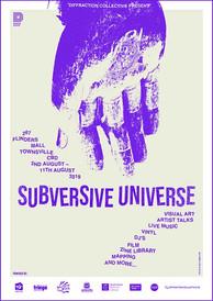 Subversive Universe Poster