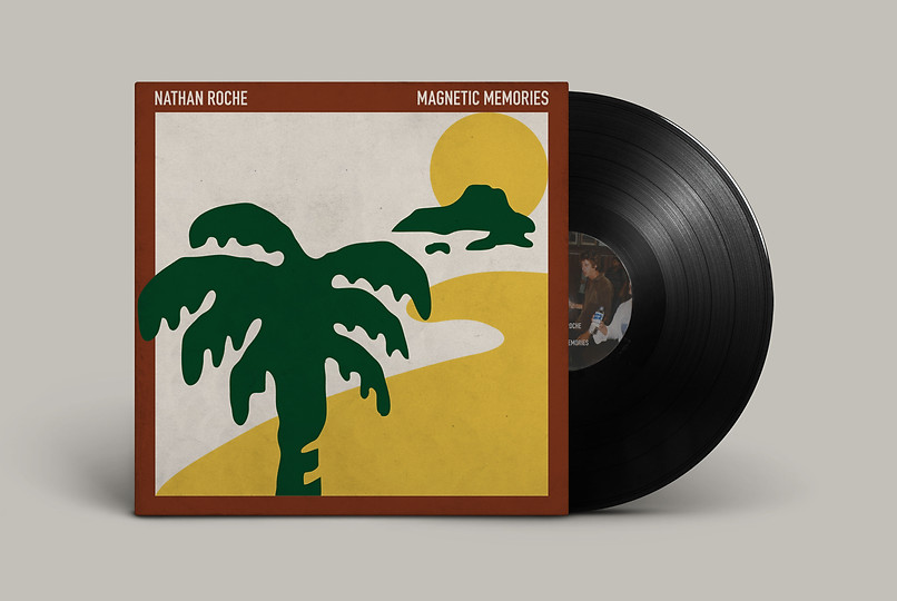 Nathan Roche - Magnetic Memories LP