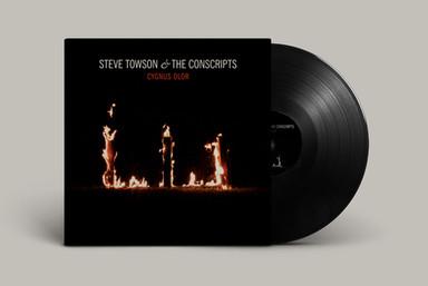 Steve Towson & The Conscripts LP