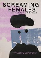 Screaming Females Poster