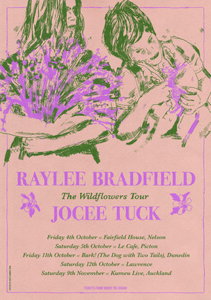 Raylee & Jocee Poster