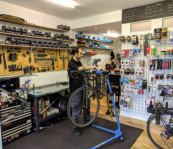 Bike Repair Shop in Leytonstone