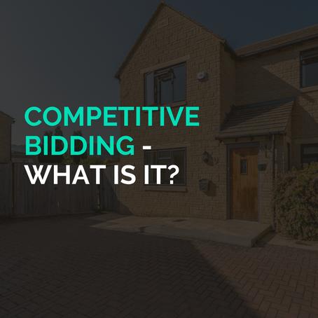 Competitive bidding - a mindset / industry change?