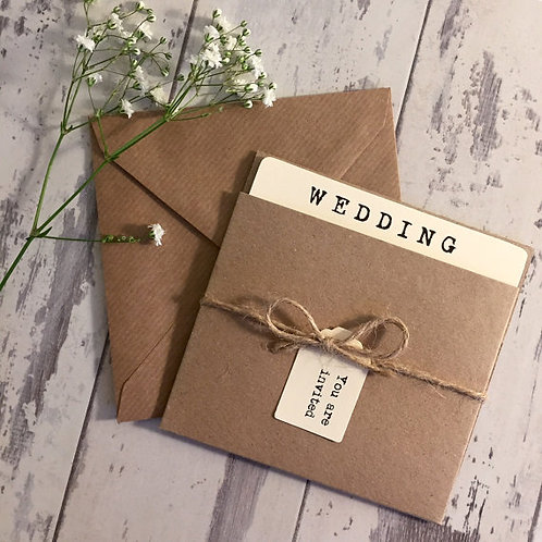 Helena Wedding Invitation