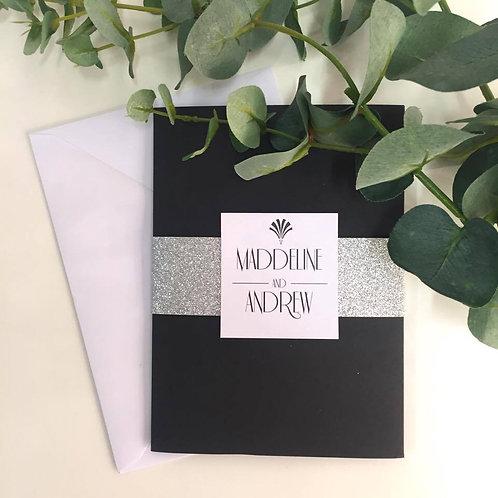 Maddeline Wedding Invitation