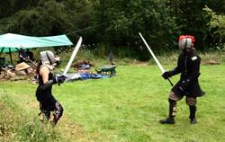 messer vs longsword