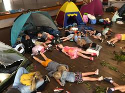NTC dag onderbouw: We gaan kamperen!