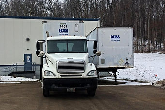Deiss Storage Systems - Professional storage and transportation services