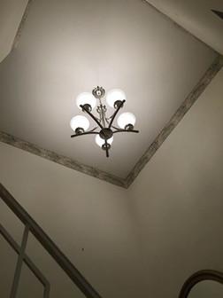 Hang Light Fixtures