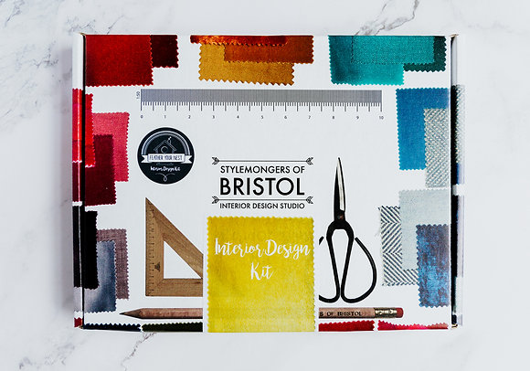 Interior Design Kit - Feather Your Nest