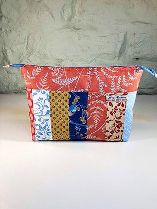 Handmade Patchwork Wash Bag