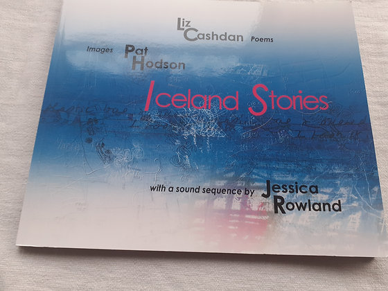 'Iceland Stories' Poetry Book