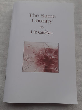 'The Same Country' Poetry Book