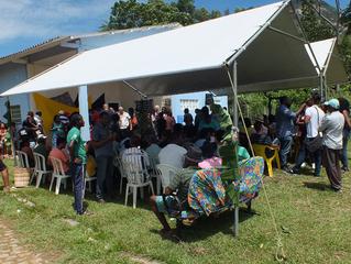 Evento em Campos dos Goytacazes discute importância da agricultura para comunidades quilombolas