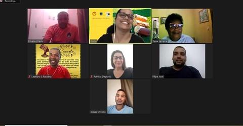Reuniões Comunitárias: participação dos Quilombos no planejamento da próxima fase do Quipea