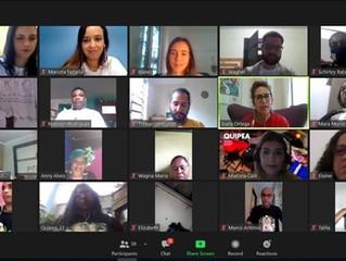 Quipea na pandemia: Reuniões Virtuais com a Comissão Articuladora