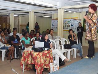 Maratona de reuniões prepara as comunidades para o II Encontro Regional