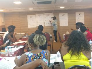 Equipe de campo do QUIPEA se reúne para analisar atividades do projeto