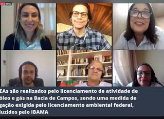 Quipea participa do Café com FOCO
