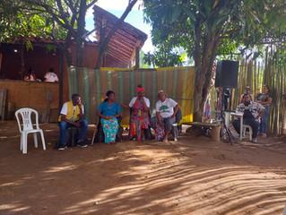 Dia da Consciência Negra nas comunidades do Quipea